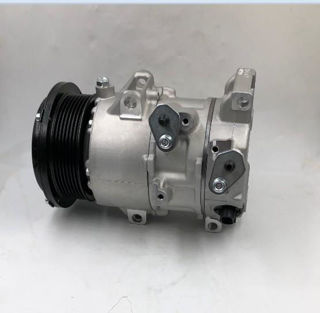 Picture of COMPRESSOR ASSY, W/PULLEY